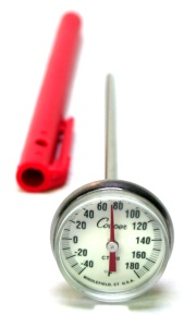 Pocket Analog Thermometer